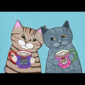 Mon Morn Coffee n Posh share Group!☕️
